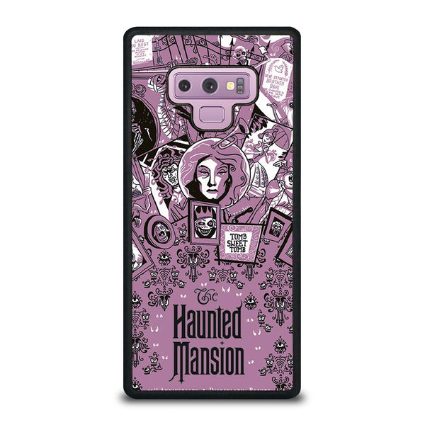 THE ART OF HAUNTED MANSION Samsung Galaxy Note 9 Case