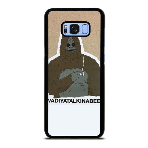 THE BIG LEZ SHOW SASSY THE SASQUATCH Samsung Galaxy S8 Plus Case