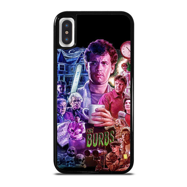 THE BURBS #1 iPhone X / XS Case