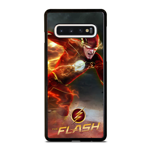 THE FLASH SUPERHERO Samsung Galaxy S10 Case