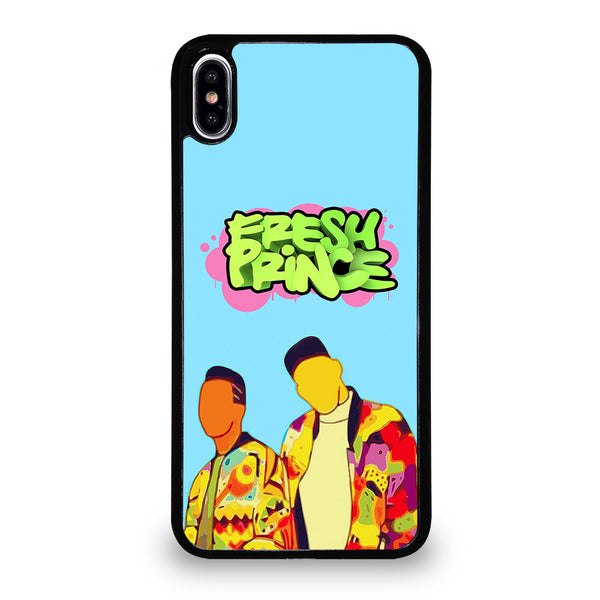 THE FRESH PRINCE OF BEL AIR #1 iPhone XS Max Case