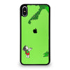 THE GIVING TREE CHILD iPhone XS Max Case