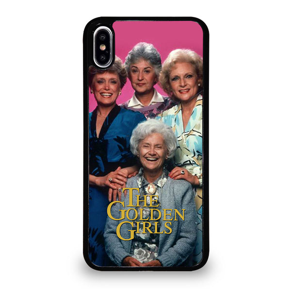 THE GOLDEN GIRLS iPhone XS Max Case