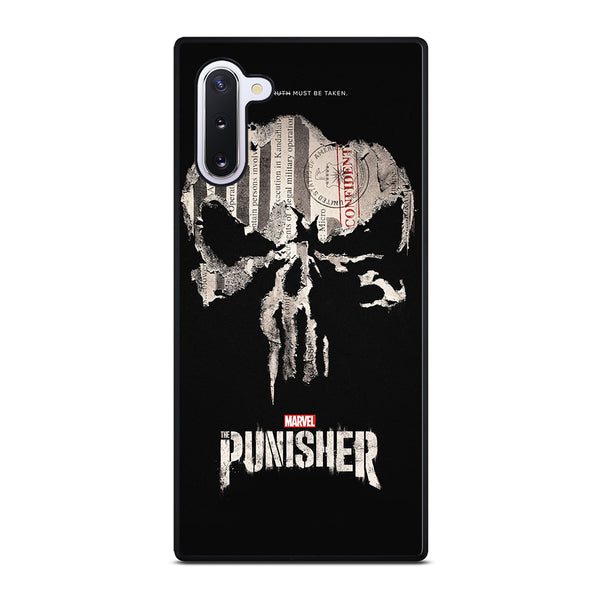 THE PUNISHER MARVEL 1 Samsung Galaxy Note 10 Case