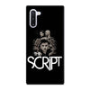 THE SCRIPT Samsung Galaxy Note 10 Case