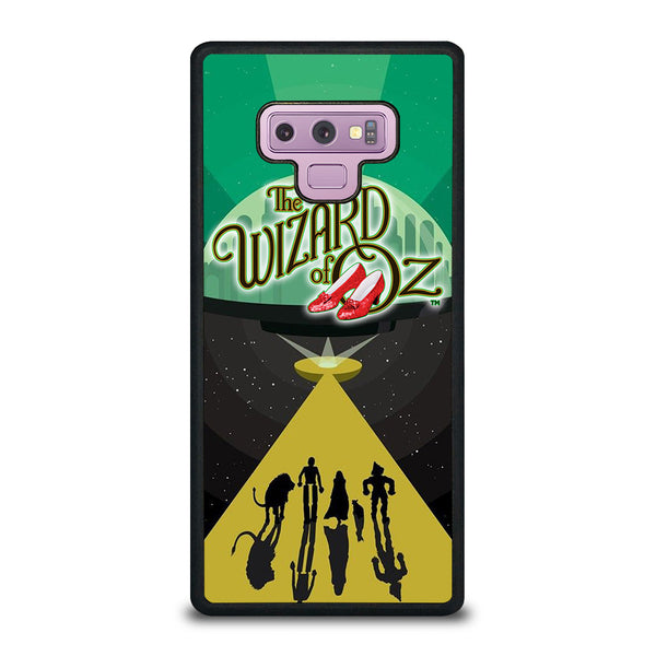 THE WIZARD OF OZ JOURNEY Samsung Galaxy Note 9 Case