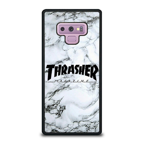 THRASHER CHECKERBOARD MARBLE Samsung Galaxy Note 9 Case