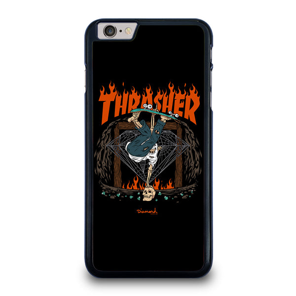 THRASHER DIAMOND SUPPLY CO iPhone 6 / 6S Plus Case