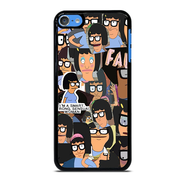 TINA BELCHER COLLAGE #1 iPod Touch 7 Case