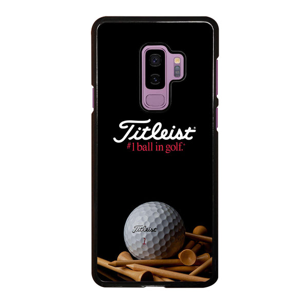 TITLEIST ONE BALL IN GOLF Samsung Galaxy S9 Plus Case