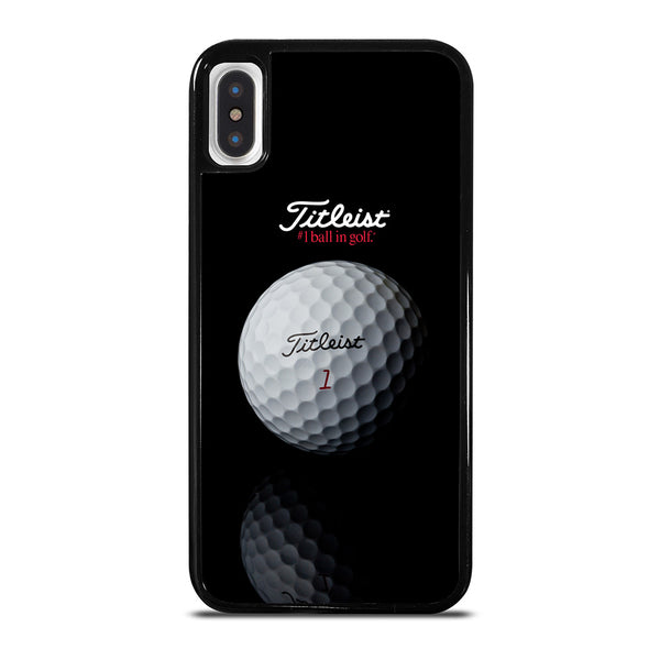 TITLEIS GOLF iPhone X / XS Case