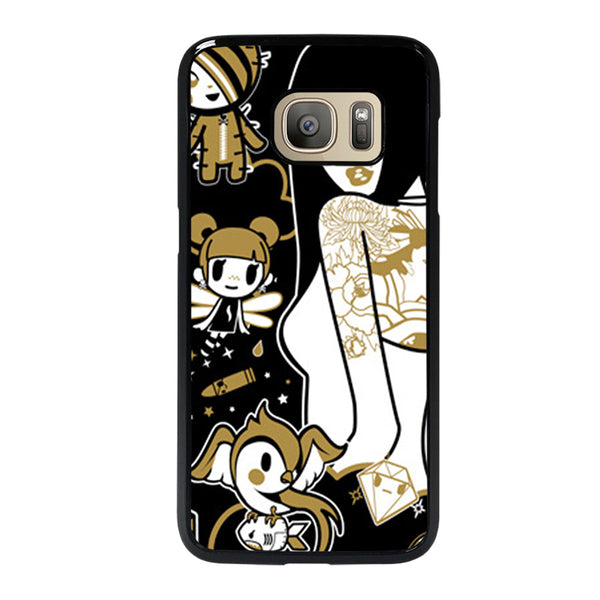 TOKIDOKI GIRLS Samsung Galaxy S7 Case