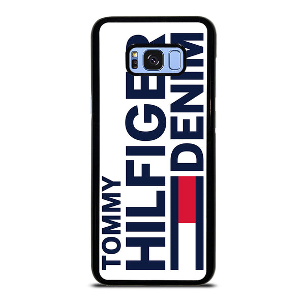 TOMMY HILFIGER DENIM LOGO Samsung Galaxy S8 Plus Case