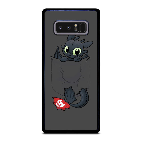 TOOTHLESS CUTE POCKET 1 Samsung Galaxy Note 8 Case