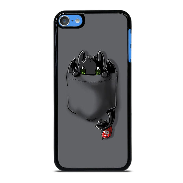 TOOTHLESS CUTE POCKET iPod Touch 7 Case