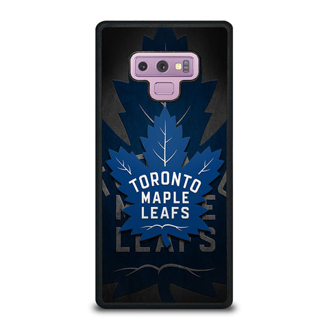 TORONTO MAPLE LEAFS #1 Samsung Galaxy Note 9 Case