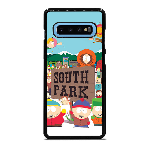 TOWELIE AND SOUTH PARK #5 Samsung Galaxy S10 Plus Case