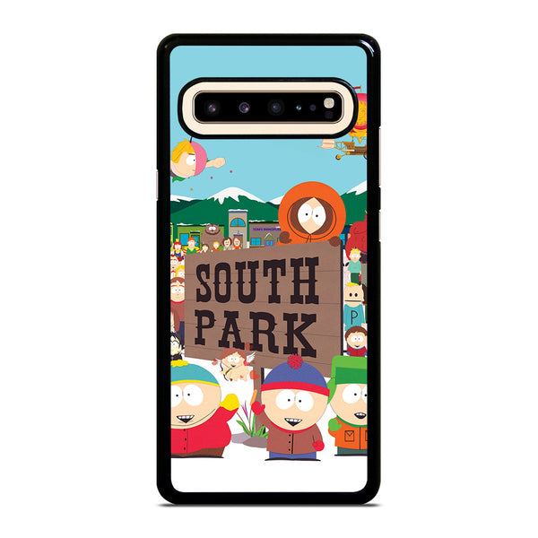 TOWELIE AND SOUTH PARK #5 Samsung Galaxy S10 5G Case