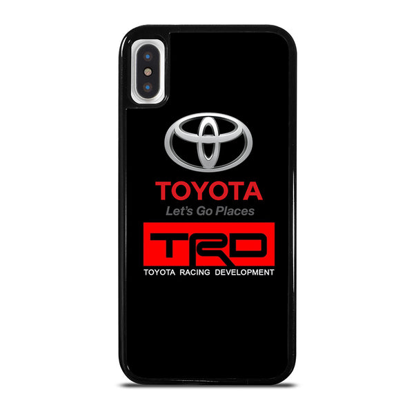 TOYOTA TRD LOGO #1 iPhone X / XS Case