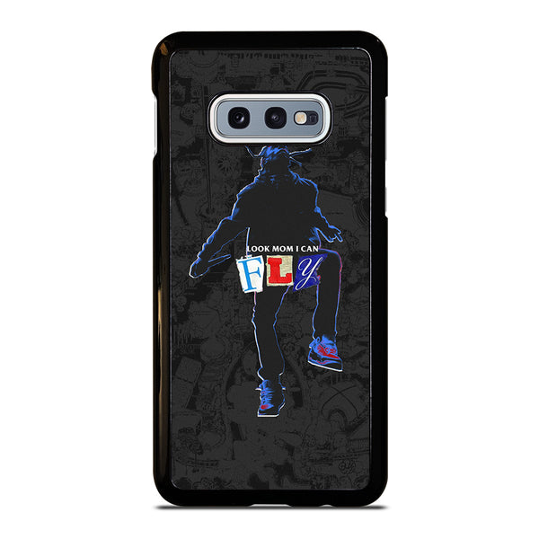 TRAVIS SCOTT I CAN FLY MOM Samsung Galaxy S10 e Case