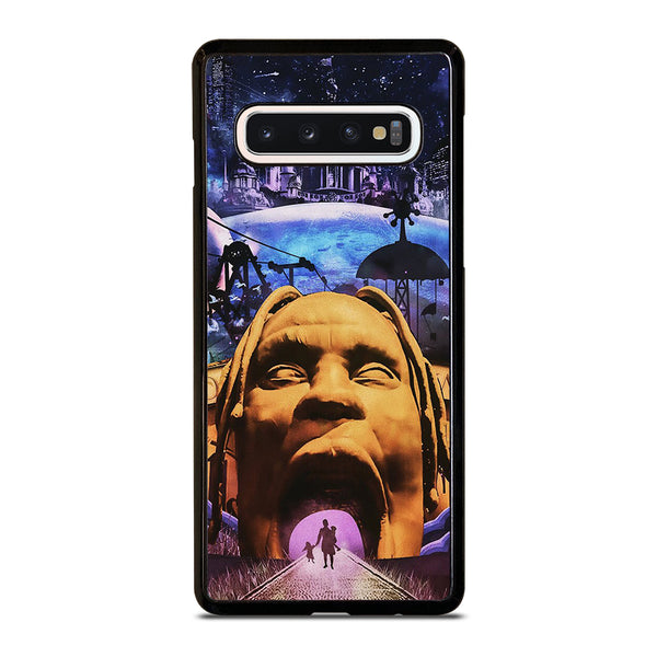 TRAVIS SCOTT RAPPER ASTROWORLD #1 Samsung Galaxy S10 Case