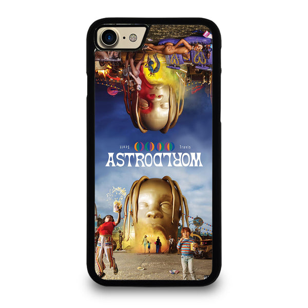 TRAVIS SCOTT RAPPER ASTROWORLD iPhone 7 / 8 Case