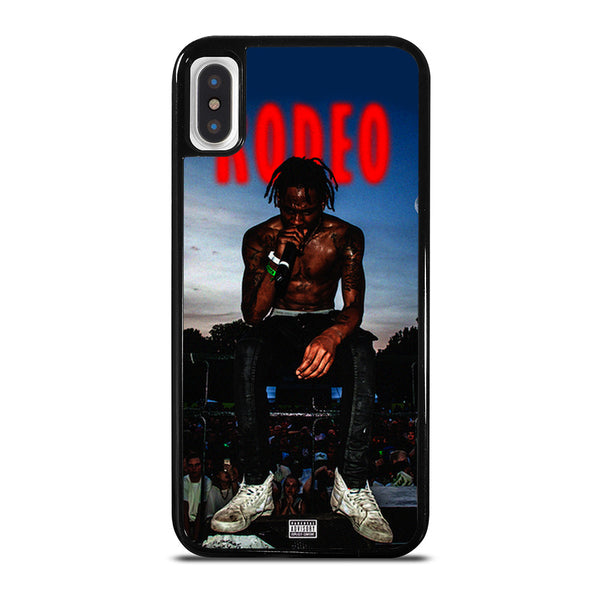TRAVIS SCOTT RODEO #2 iPhone X / XS Case