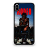 TRAVIS SCOTT RODEO 2 iPhone XS Max Case