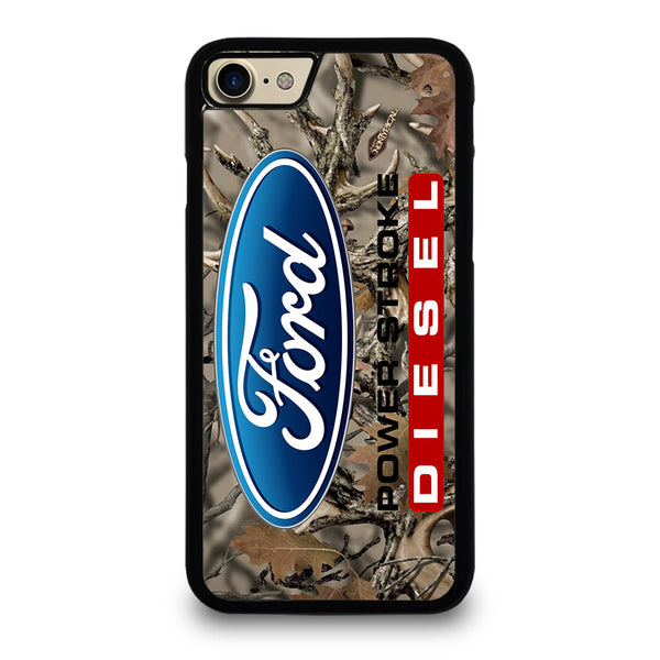 TREE CAMO FORD POWERSTROKE DIESEL iPhone 7 / 8 Case