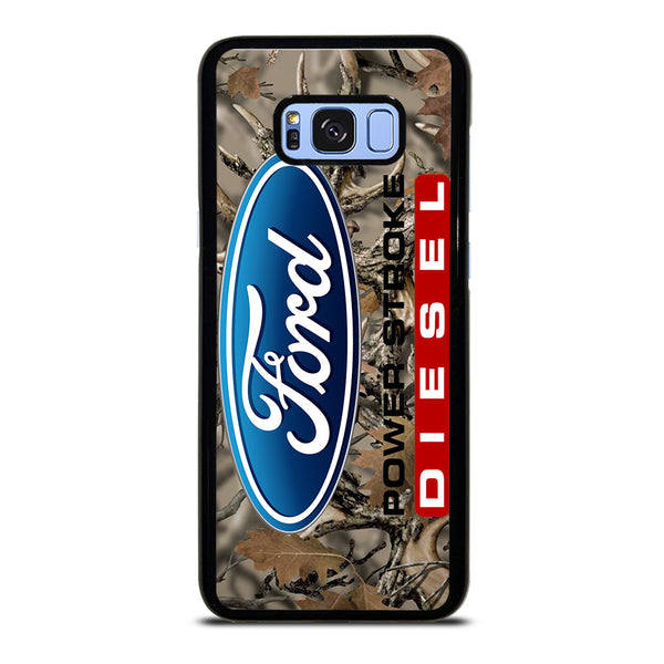 TREE CAMO FORD POWERSTROKE DIESEL Samsung Galaxy S8 Plus Case