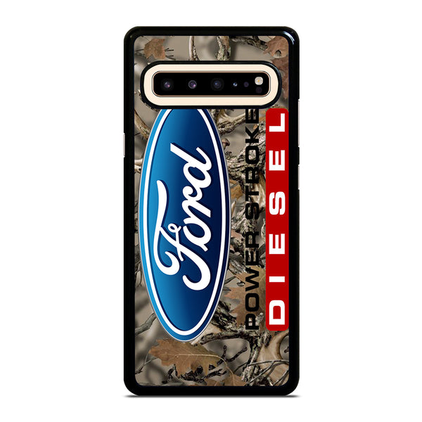 TREE CAMO FORD POWERSTROKE DIESEL Samsung Galaxy S10 5G Case
