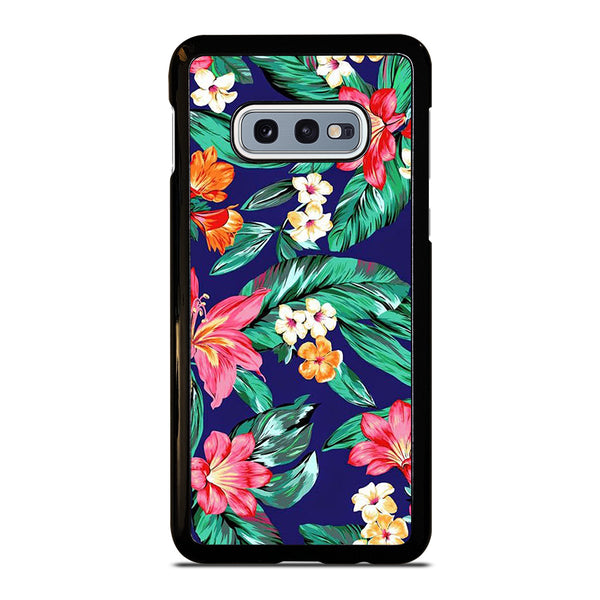 TROPICAL FLOWERS Samsung Galaxy S10 e Case