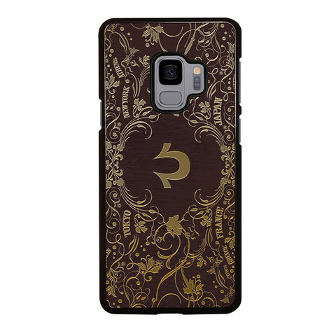 TRUE RELIGION GOLD ART Samsung Galaxy S9 Case