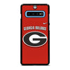 UGA GEORGIA BULLDOGS JERSEY 1 Samsung Galaxy S10 Plus Case