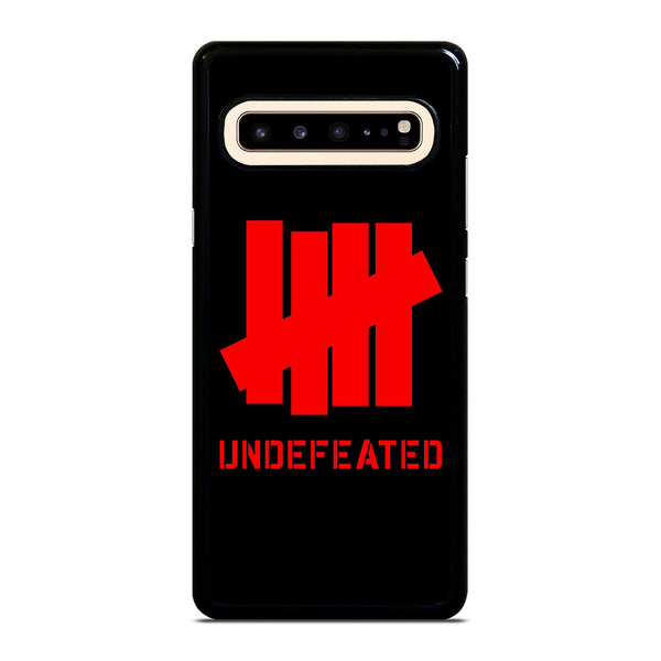 UNDEFEATED LOGO RED Samsung Galaxy S10 5G Case