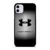 UNDER ARMOUR ON PLATE LOGO iPhone 11 Case
