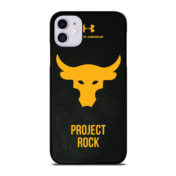 UNDER ARMOUR PROJECTS ROCK iPhone 11 Case