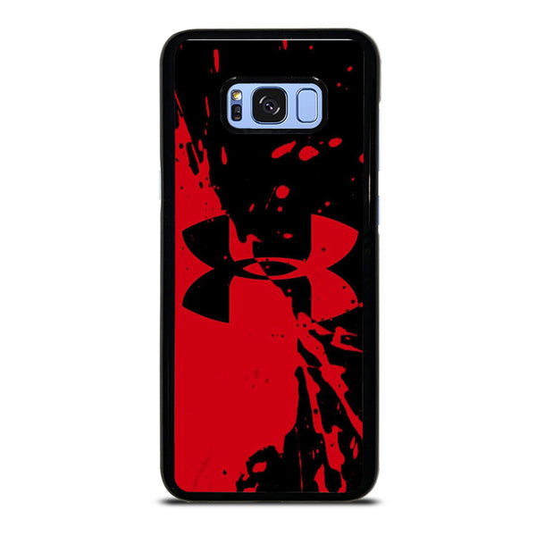 UNDER ARMOUR RED LOGO #1 Samsung Galaxy S8 Plus Case
