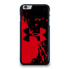 UNDER ARMOUR RED LOGO #1 iPhone 6 / 6S Plus Case