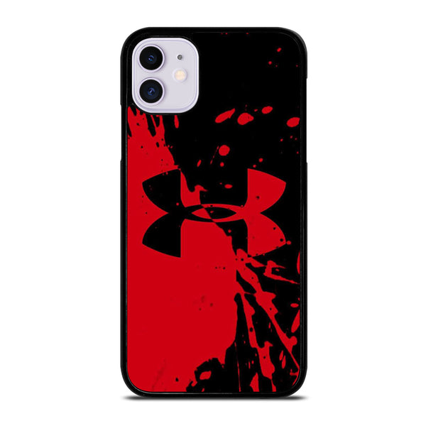 UNDER ARMOUR RED LOGO #1 iPhone 11 Case
