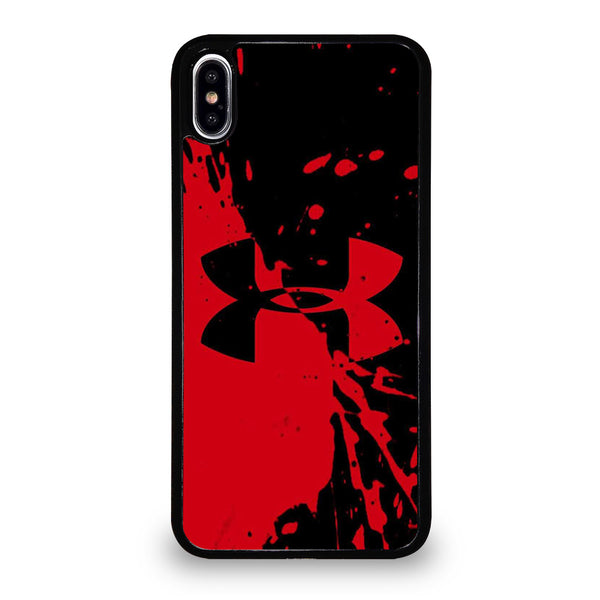 UNDER ARMOUR RED LOGO 1 iPhone XS Max Case
