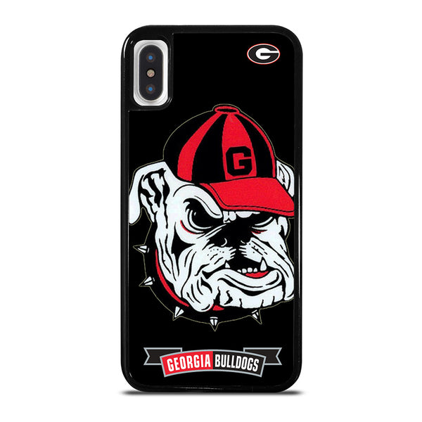UNIVERSITY GEORGIA BULLDOGS #2 iPhone X / XS Case