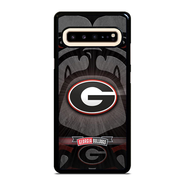 UNIVERSITY GEORGIA BULLDOGS #3 Samsung Galaxy S10 5G Case
