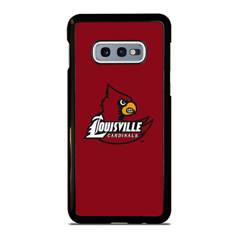 UNIVERSITY OF LOUISVILLE Samsung Galaxy S10 e Case
