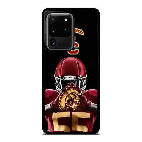 USC TROJANS FOOTBALL 5 Samsung Galaxy S20 Ultra Case