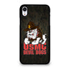 USMC MARINE DEVIL DOGS iPhone XR Case
