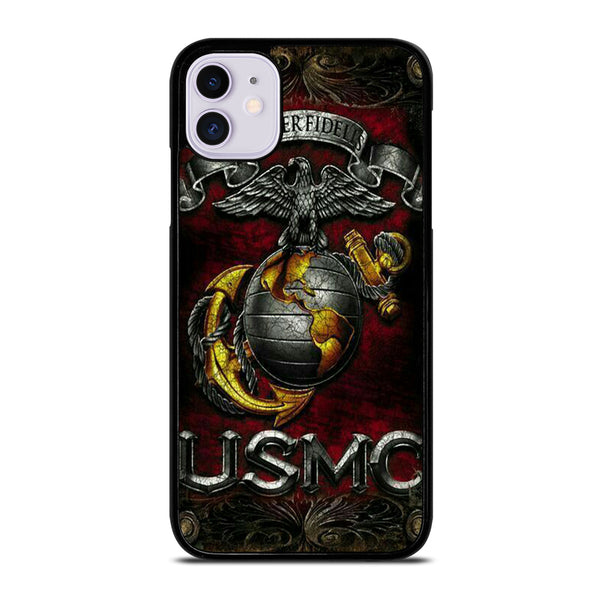 USMC MARINE iPhone 11 Case