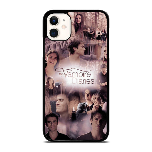 VAMPIRE DIARIES IAN SOMERHALDER iPhone 11 Case