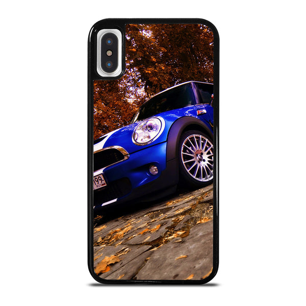VEHICLES MINI COOPER iPhone X / XS Case