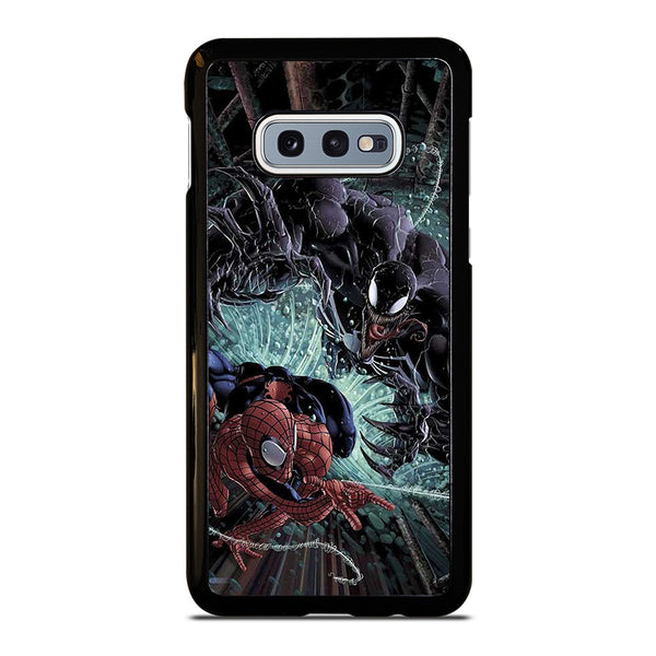 VENOM VS SPIDERMAN 2 Samsung Galaxy S10 e Case
